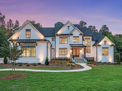 New Single Family Custom Luxury Home Construction | Governors Towne Club | Oglethorpe Loop