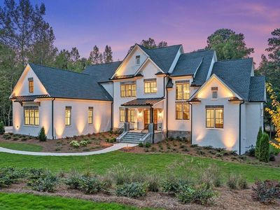 Exterior Elevations | Luxury Homes Built by Affinity Homes