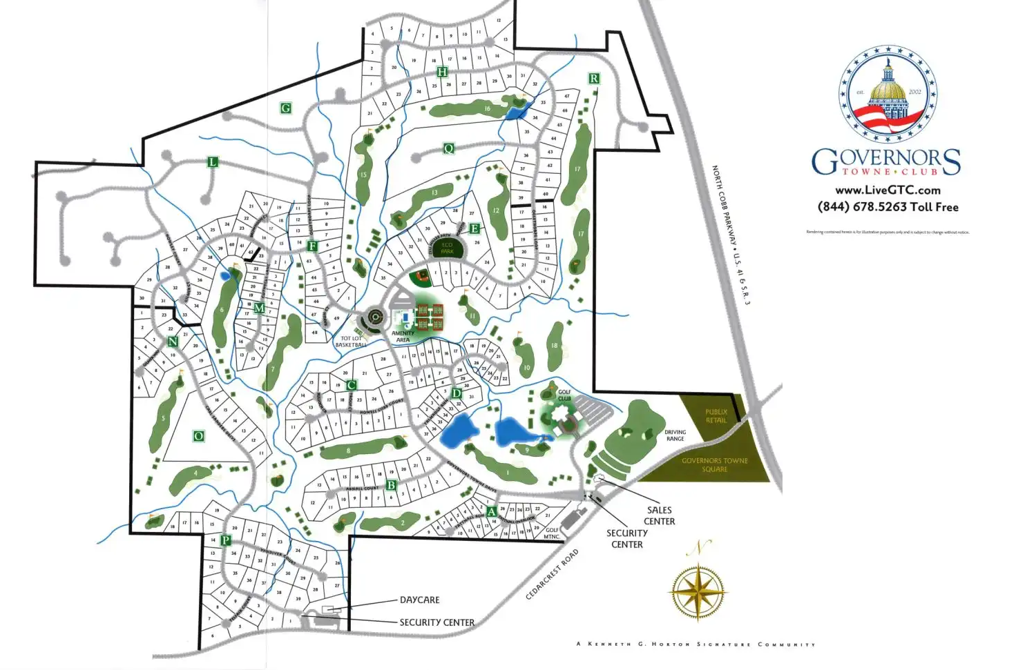 Governors Towne Club -Marketing-Plat-