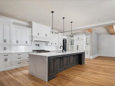 Custom Kitchen Photos | Luxury Homes Built by Affinity Homes