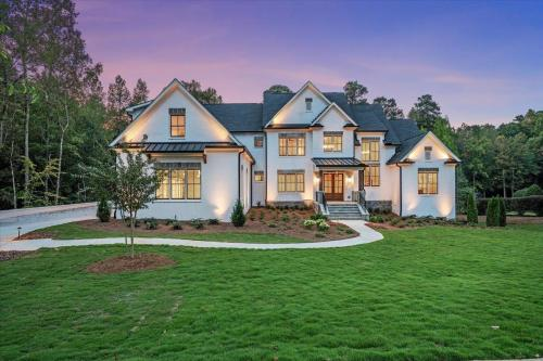 New Single Family Custom Luxury Home Construction   Governors Towne Club   Oglethorpe Loop
