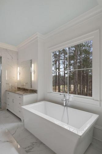 Single Family Custom Homes Luxury Master Bath Photos Acworth GA