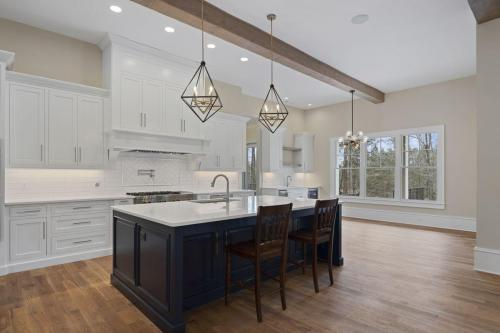 New Single Family Custom Home Construction | Governors Towne Club | Cuthbert Lane